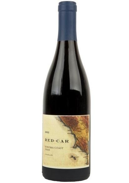 American Wine Red Car Syrah Sonoma Coast 2013 750ml
