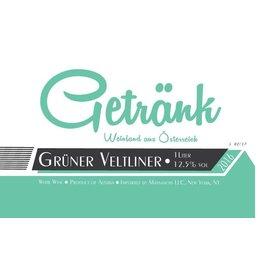 Getrank Gruner Veltliner 20119 1L