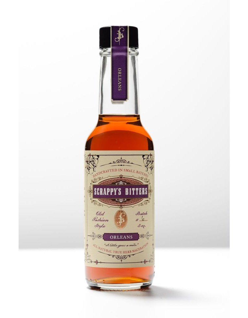 Scrappy's Orleans Bitters 5oz