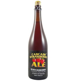 Beer Cascade Brewing Strawberry Northwest Sour Ale 750ml