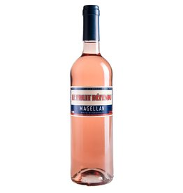 French Wine Le Fruit Defendu Magellan Rosé 2018 750ml