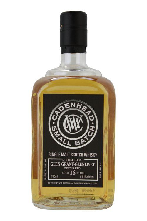 Scotch Cadenhead Glen Grant-Glenlivet 16 Year Single Malt Scotch 750ml