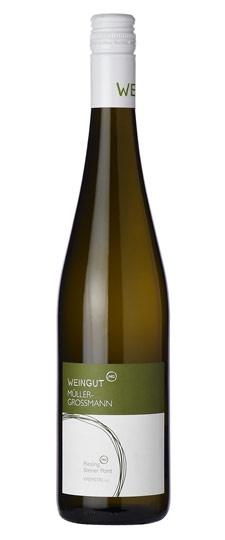 Austrian Wine Weingut Muller-Grossman Riesling Steiner Point Kremstal 2015 750ml