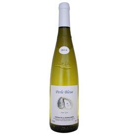 """French Wine Chateau de la Jousseliniere """"Perle Bleue"""" Sur Lie 2017 750ml"""