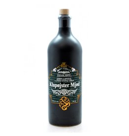 "Dansk Mjod ""Klapojster Mjod"" Nordic Caraway Honey Wine With Natural Flavor Added 750ml"