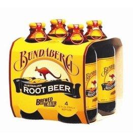 Bundaberg Root Beer 375ml 4 pack