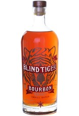 "Bourbon Chicago Distilling Co. ""Blind Tiger"" Bourbon Whiskey 750ml"