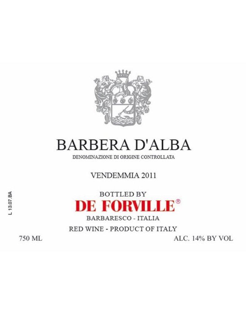 De Forville Barbera d'Alba 2018 750ml