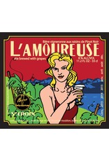 "Beer Trois Dames ""L'Amourouse"" Rouge 750ml"