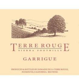 """American Wine Terre Rouge """"Garrigue"""" Sierra Foothills Amador County 2013 750ml"""