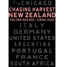 Australia/New Zealand Wine Chasing Harvest Pinot Noir Rosé Central Otago New Zealand 2018 750ml