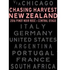 Australia/New Zealand Wine Chasing Harvrest Pinot Noir Rosé Central Otago New Zealand 2018 750ml