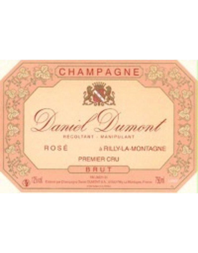 Daniel Dumont Brut Rosé Champagne 750ml