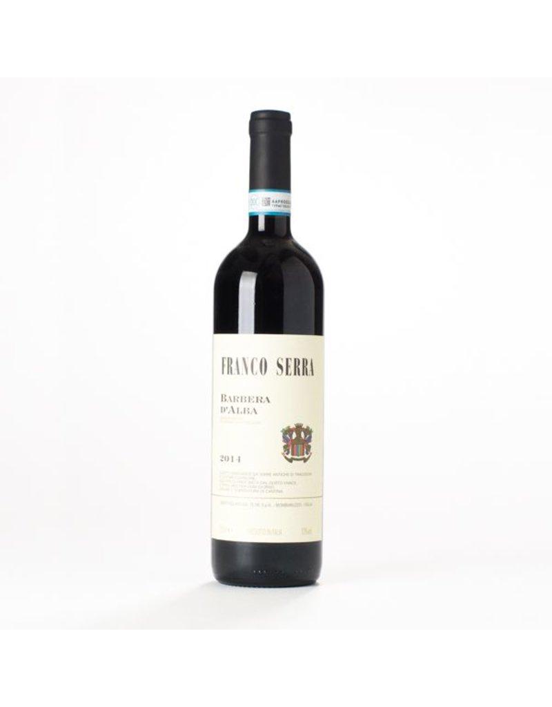 Franco Serra Barbera d'Alba 2018 750ml