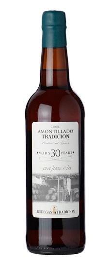 Sherry Bodegas Tradicion Amontillado 750ml