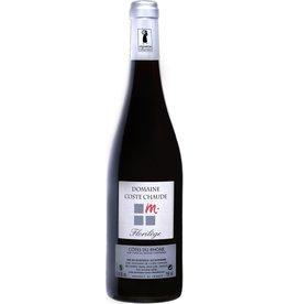 """French Wine Domaine Coste Chaude """"Florilége"""" Cotes du Rhone 2016 750ml"""