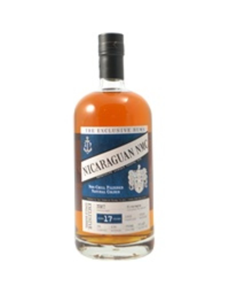 The Exclusive Rums Nicaraguan NMC 17 Year Cask No. 25 57.4%abv 750ml