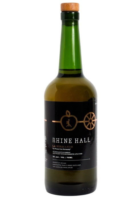 "Dessert Wine Rhine Hall ""La Normande"" American Style Pommeau 750ml"