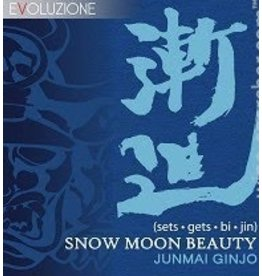 "Sake Evoluzione ""Snow Moon Beauty"" Junmai Ginjo Sake 720ml"
