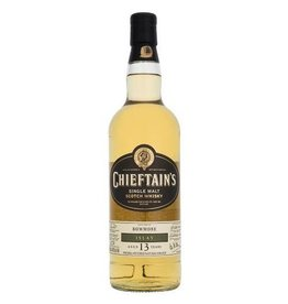 Scotch Chieftain's Bowmore 13 Year Islay Single Malt Scotch Malt Whisky 652 bottles produced 750ml
