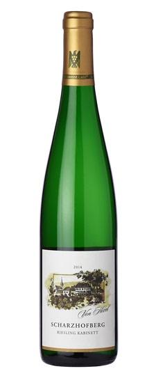 German Wine Von Hovel Scharzhofberg Riesling Spatlese Mosel 2014 750ml