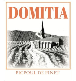 French Wine Domitia Picpoul de Pinet 2018 750ml
