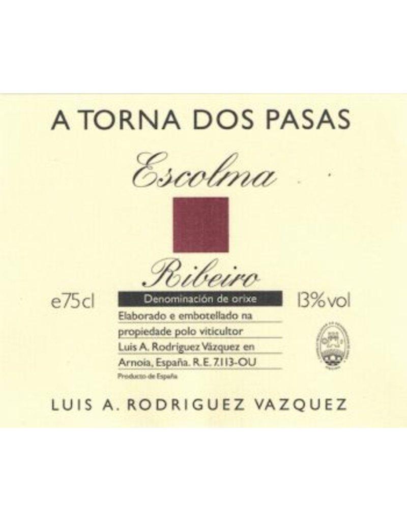 """Luis A. Rodriguez Vasquez """"A Torno Dos Pasas Escolma"""" Ribeiro 2010 1.5L"""