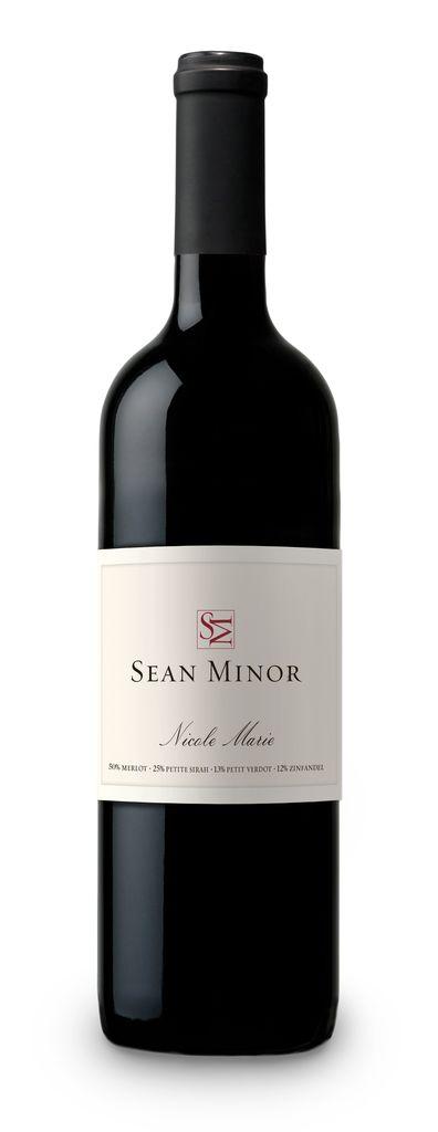 "American Wine Sean Minor ""Nicole Marie"" North Coast 2017 750ml"