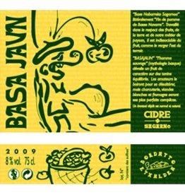 Cider Domaine Bordatto Basa Jaun Cidre