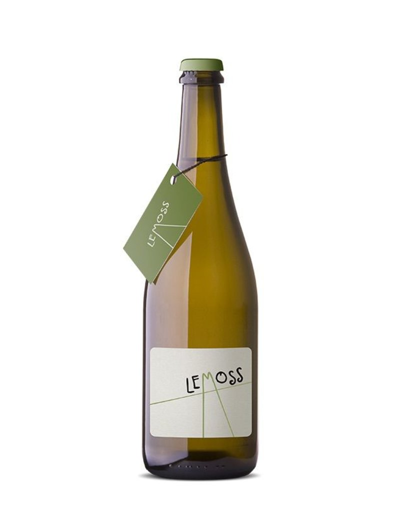 Le Moss Sparkling Glera Vino Frizzante Bianco 750ml