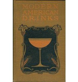 Modern American Drinks Book