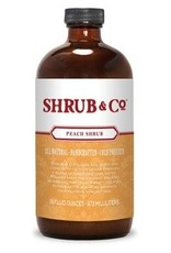 Mixer Shrub and Co. Peach Shrub