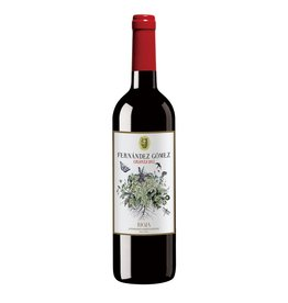 Spanish Wine Fernández Gómez Crianza Rioja Alavesa 2014 750ml