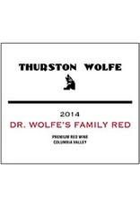 """American Wine Thurston Wolfe """"D.R. Wolfe's Family Red"""" Columbia Valley WA 2017 750ml"""