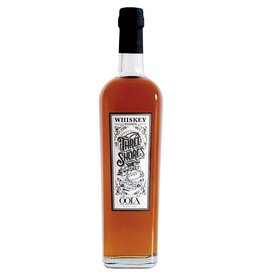 "Whiskey Oola ""Three Shores"" Whisky 750ml"