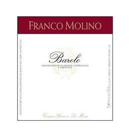 French Wine Franco Molino Barolo 2014 1.5L