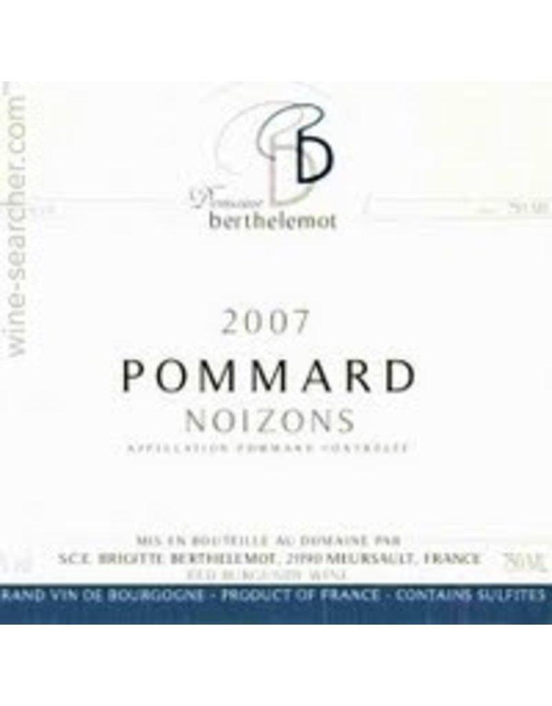 "Domaine Berthelemot Pommard ""Noizons"" 2014 1.5L"