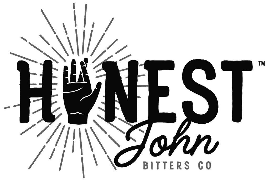 Bitter Honest John NOLA Bitters 0.5oz