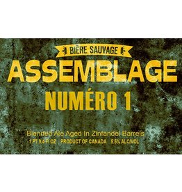 """Dunham Assemblage """"Numero 1"""" 750ml"""