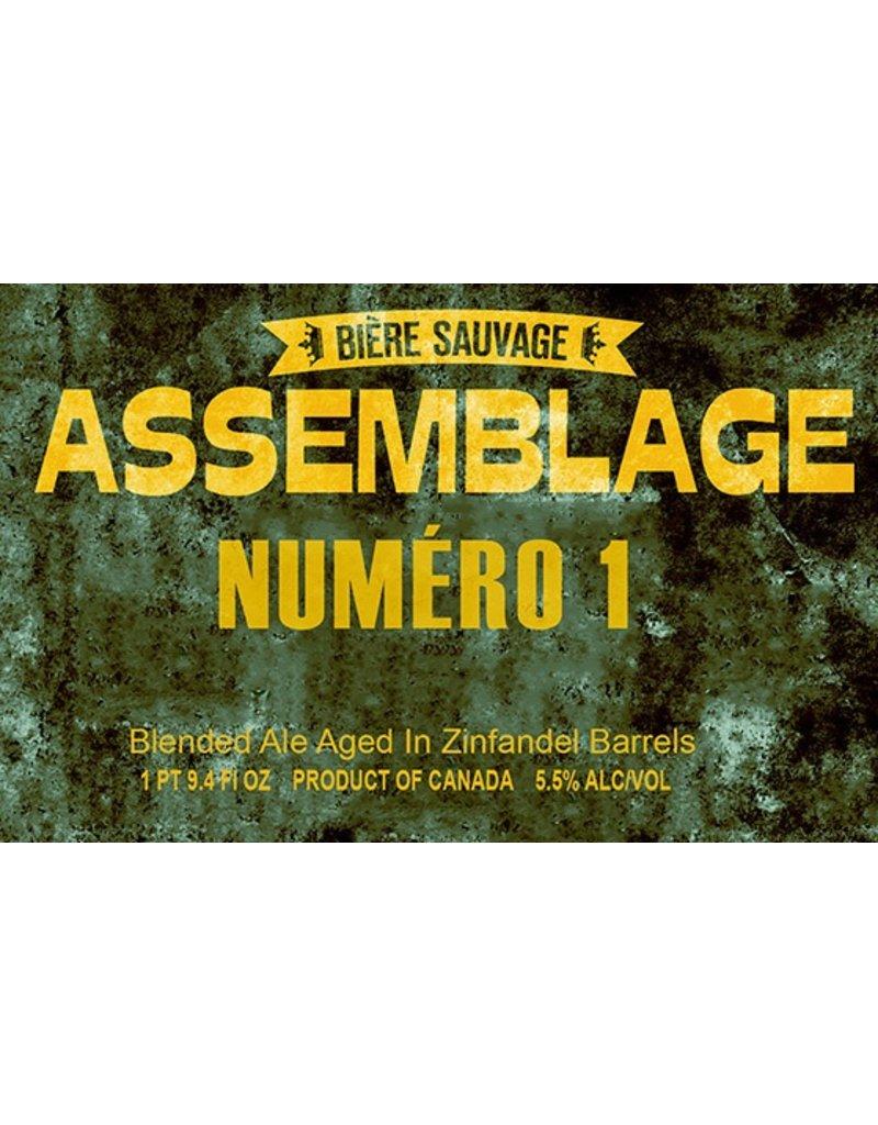 "Beer Dunham Assemblage ""Numero 1"" 750ml"