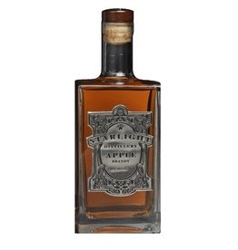 Brandy Starlight Distillery Apple Brandy 750ml