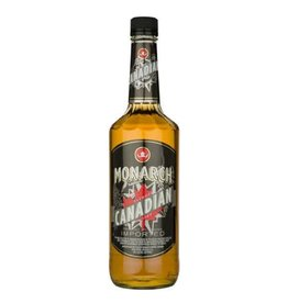 Whiskey Monarch Blended Canadian Whisky (Plastic Bottle) 1L