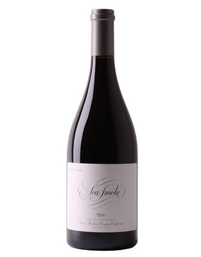 "American Wine Sea Smoke ""Ten"" Pinot Noir 2017 750ml"