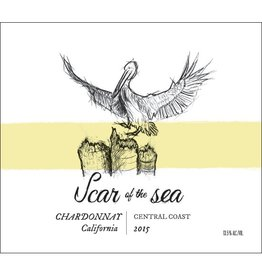 American Wine Scar of the Sea Chardonnay Santa Barbara County 2016 750ml