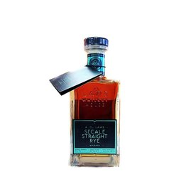 "Rye Whiskey Ad Laws ""Secale"" Straight Rye Whiskey 750ml"