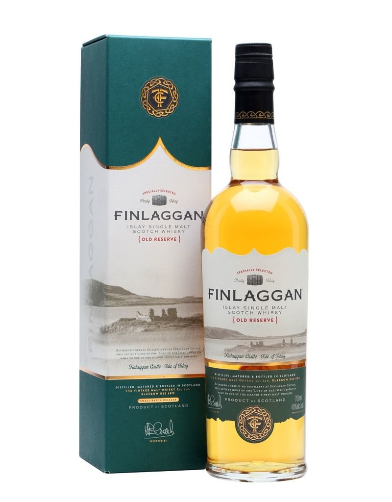 "Finlaggan ""Old Reserve"" Islay Single Malt Scotch Whisky 750lm"