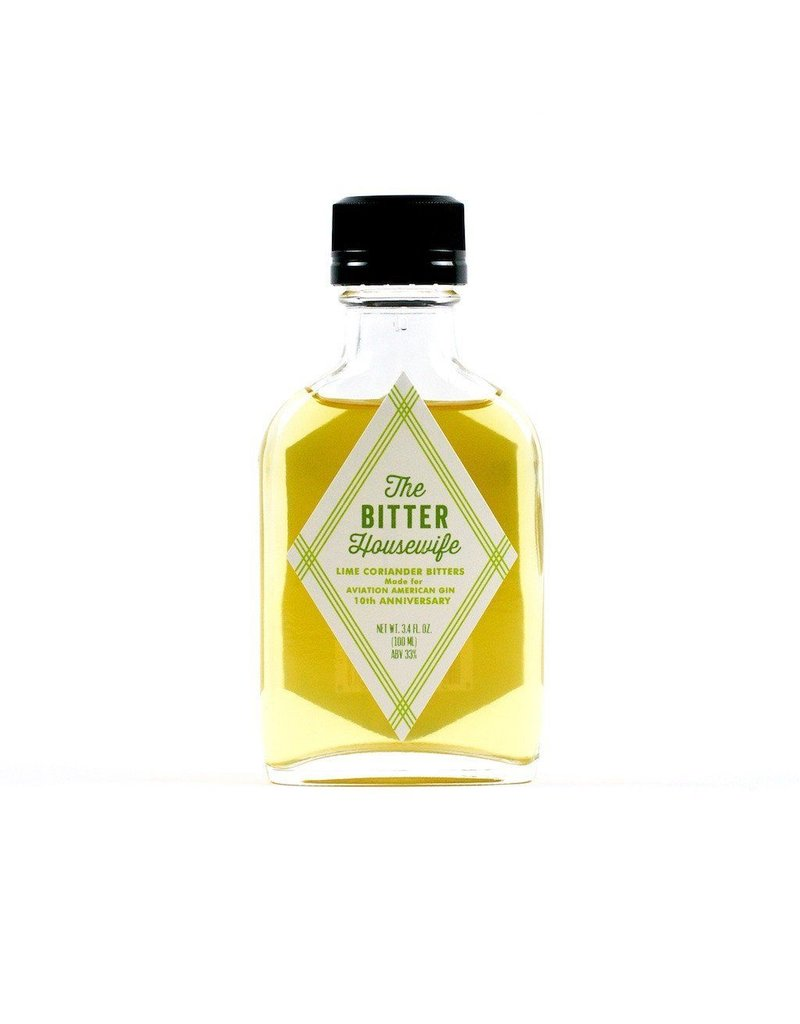 Bitter Bitter Housewife Lime Coriander Bitters 100ml