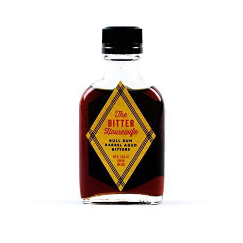 Bitter Bitter Housewife Bull Rum Barrel Aged Bitters 100ml