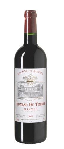 French Wine Chateau Tourte des Graves Graves 2010 750ml
