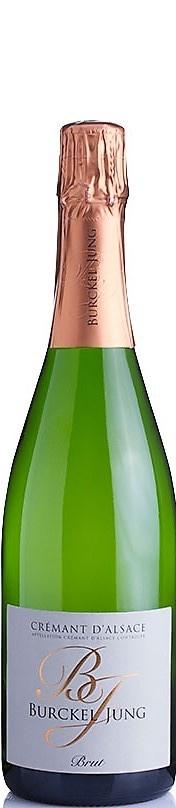 Sparkling Wine Burckel Jung Cremant d'Alsace Brut 750ml